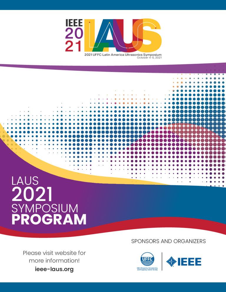 thumbnail of 2021 IEEE LAUS Program